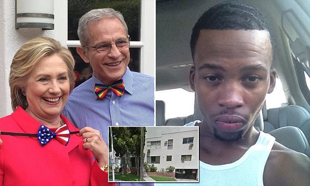 Male Prostitute Found Murdered At Home Of Hillary Clinton